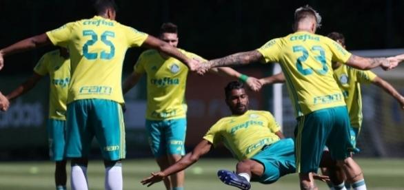 Palmeiras com desfalques nesta rodada