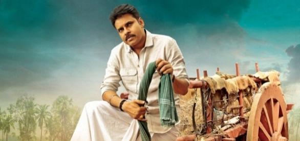 Pawan Kalyan from 'Katamarayudu' movie (Image credits: PR Handout)