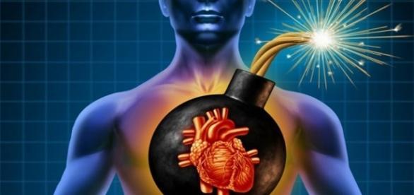 Sinais que os corpo emite antes de um ataque cardíaco