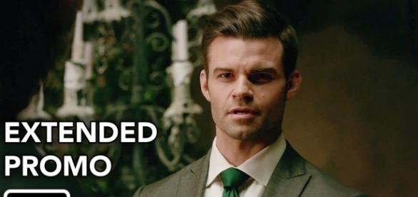 The Originals: Elijah enfrenta Marcel na promo do episódio 4x02 (Foto: CW/Youtube)