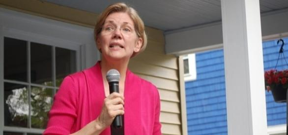 U.S. Senator from Massachusetts Elizabeth Warren / Edward Kimmel, Flickr CC BY-SA 2.0