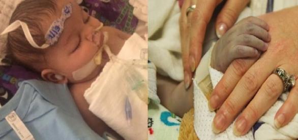 Bebê morre nos braços do médico - Gogole