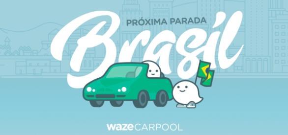 Imagem Ilustrativa: Reprodução Blog WazeCarpool