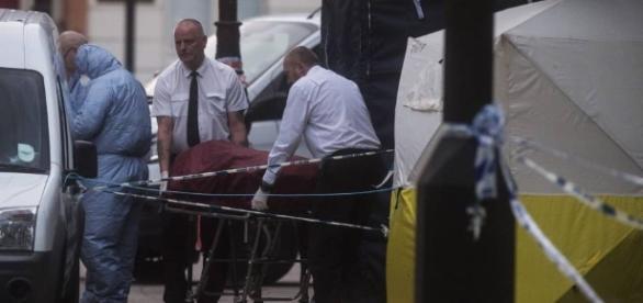 Londres em mais um dia de terror