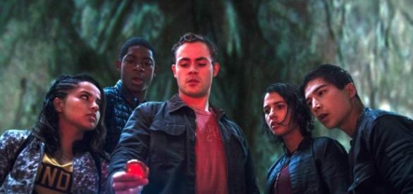 Power Rangers, un filme que ayudará a promocionar nuevas figuras de acción - Diario La Prensa - laprensa.hn
