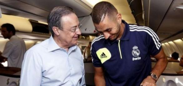 Real Madrid: Florentino Pérez scelle l'avenir de Benzema!