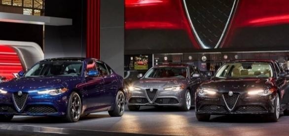Romeo Giulia: Al Salone di New York la ruggente 280 CV - rosarossaonline.org