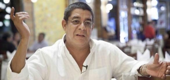 Zeca Pagodinho é roubado por pessoa que aparentava ser de confiança