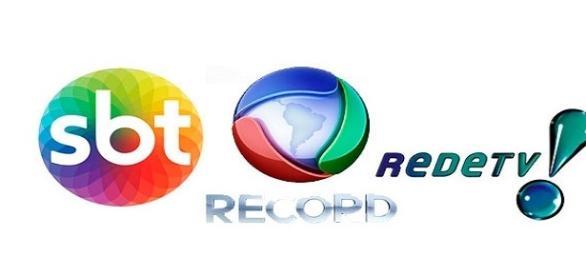 As três emissoras querem cobrar por exibição de seus canais na TV a cabo
