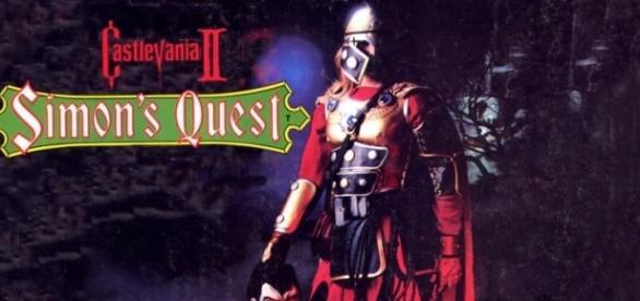Castlevania II - Simon's Quest | NES | Castlevania, Konami ... - retrogameage.com