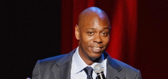 Chappelle should consider rebootting the Chappelle show / Photo via Dave Chappelle - bet.com