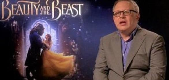"Diretor do filme ""A Bela e a Fera"", Bill Condon"