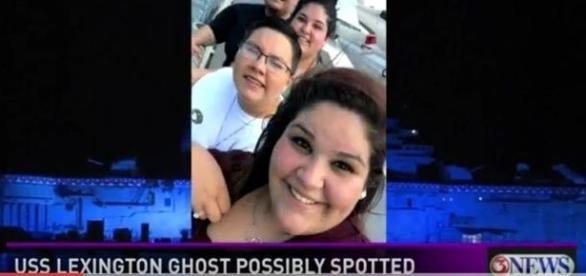 Família Martinez saiu horrorizada de dentro do navio (3 News)