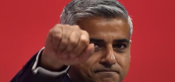 Londons Bürgermeister Sadiq Khan. (Source URG Suisse: Blasting.News Archiv)