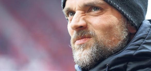 Mainz-Trainer Thomas Tuchel schimpft in einer Wutrede gegen die ... - bild.de