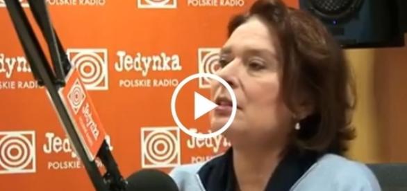 Małgorzata Kidawa-Błońska porównała polskich imigrantów zarobkowych do muzułmanów przybywających po zasiłek.