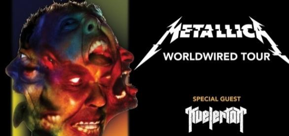Metallica - WorldWired Tour Enhanced Experiences - cidentertainment.com