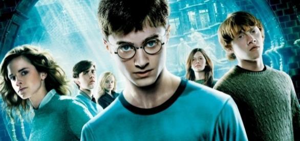 Poster do filme Harry Potter e a Ordem da Fênix - Divulgação/Warner