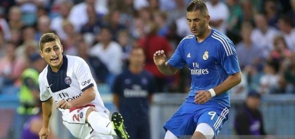 Real Madrid: Benzema tacle le PSG!