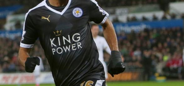 Ryad Mahrez ( Leicester City )