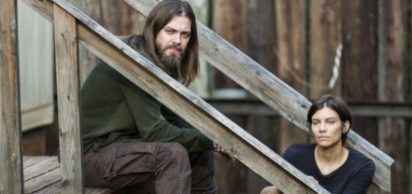 The Walking Dead : l'importance relative de l'orientation sexuelle des personnages