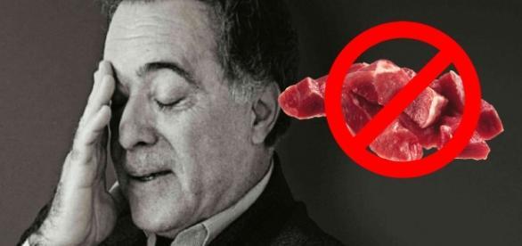 Tony Ramos e a carne pobre - Google