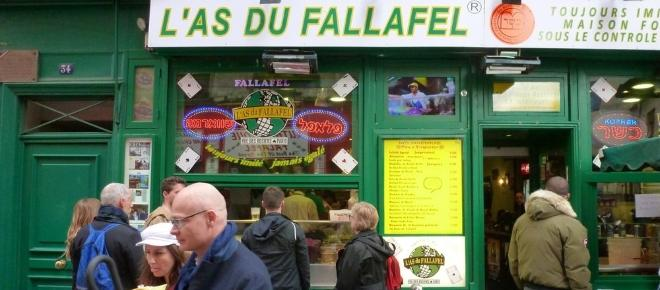Une journée avec l'As du FALLAFEL, restaurant parisien mythique du Marais