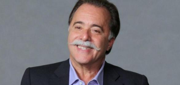 Ator da Rede Globo, Tony Ramos