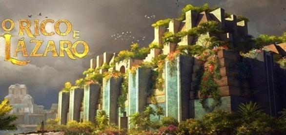 Capítulo especial em 'O Rico e Lázaro': Jardins Suspensos