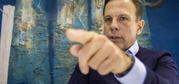 """Doria critica ex-presidente Lula e o chama de """"sem-vergonha"""""""