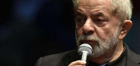 Em ato do PT, ex-presidente Lula, atacou a Lava-Jato