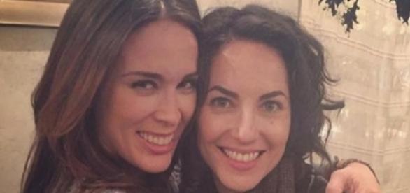 Jacqueline Bracamontes e Bárbara Mori se tornaram amigas após Rubi (Foto: Reprodução/Instagram)