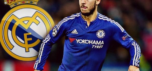 MERCATO : Eden Hazard lance des appels au Real Madrid | 90min - 90min.com