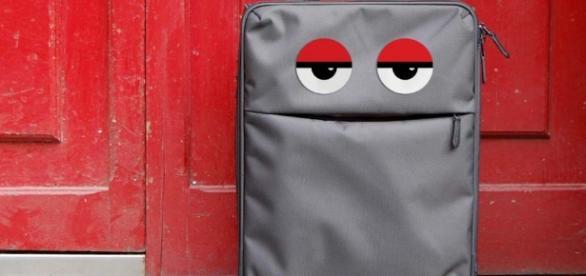 Muji personaliza la maleta de los niños | Naif magazine - naifmagazine.com
