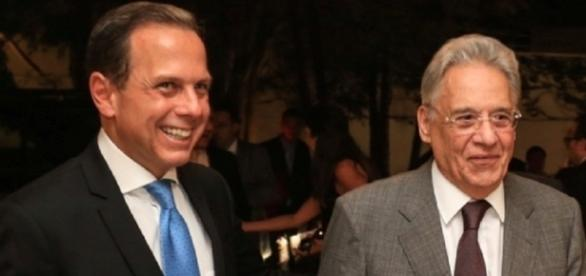 Prefeito de São Paulo, rebateu as críticas do ex-presidente Fernando Henrique Cardoso sobre eventual candidatura de Doria à presidência do país.