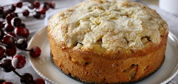 """Torta di mele ricetta di """"mamma Concetta"""""""