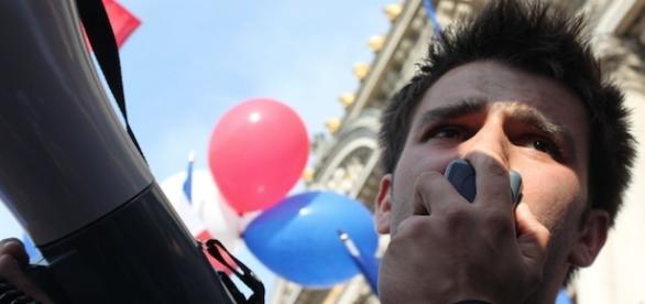 Antoine Mellies très ambigus et pour la Présidentielle et pour la XIème circonscription du Rhône DR