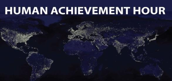 Celebrate Human Achievement Hour