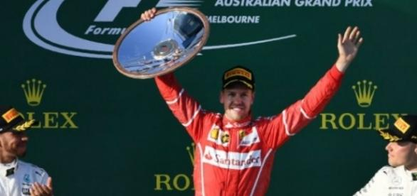 Ferrari's pure pace was shown in Melbourne by Sebastian Vettel, who beat Mercedes fair-and-square. (Source: ndtv.com)