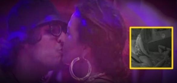 Ilmar e Ieda se beijam - Google