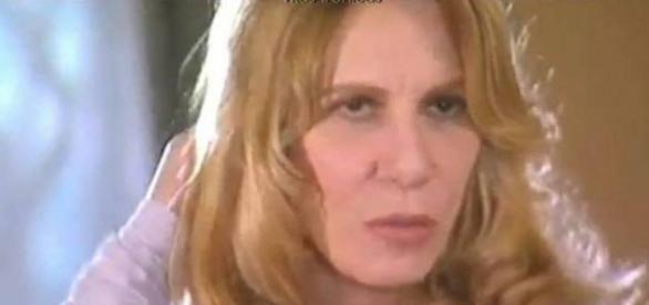 """Nazaré Tedesco (Renata Sorah) em """"Senhora do Destino"""""""