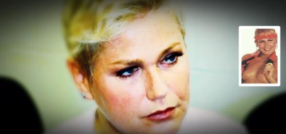 Xuxa faz pedido após morte do pai