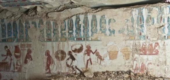Archaeologists Discover Unopened 4000-Year-Old Tomb in Aswan ... - ancientencyclopedia.ga