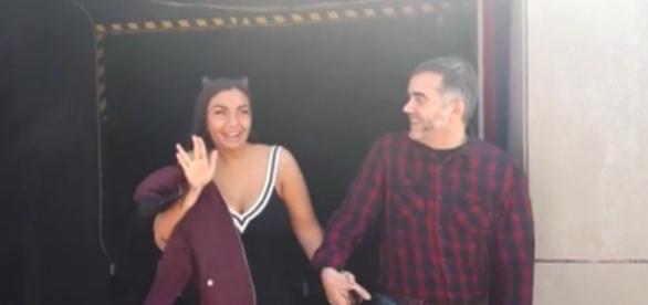 Así ha sido el viaje de Elettra para participar en 'Big Brother ... - elespanol.com