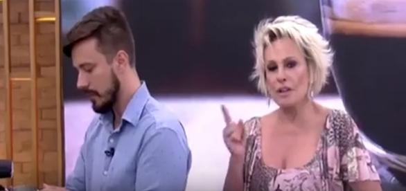 Barista é humilhado por Ana Maria Braga (foto: reprodução / TV Globo)