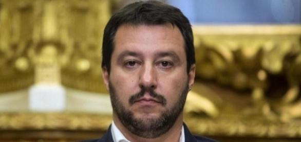Matteo Salvini difende il governo russo dopo la dura repressione messa in atto nei confronti di una manifestazione dell'opposizione