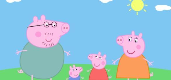 """""""Peppa Pig"""" Imagem: Reprodução"""