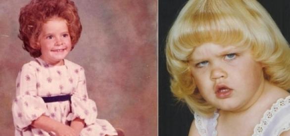 Que mico! Vejam os piores penteados infantis do anos 80 e 90