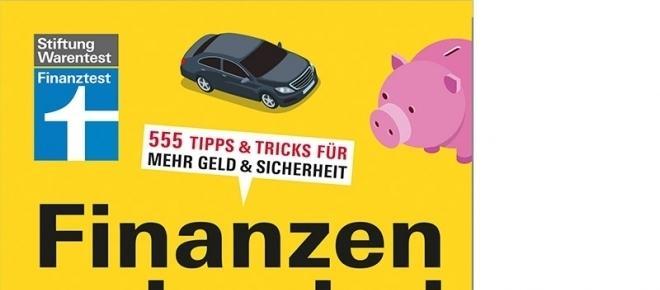 """In dem Buch """"Finanzen nebenbei"""" erklärt der Autor Thomas Hammer 555 Geldtipps"""