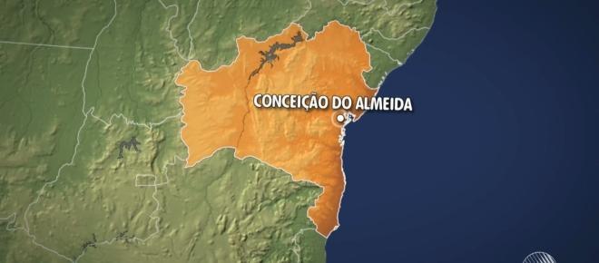 O solo baiano estremeceu na manhã de domingo em Salvador